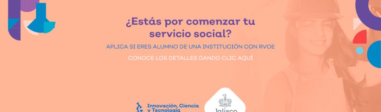 Servicio Social de Instituciones  con RVOE